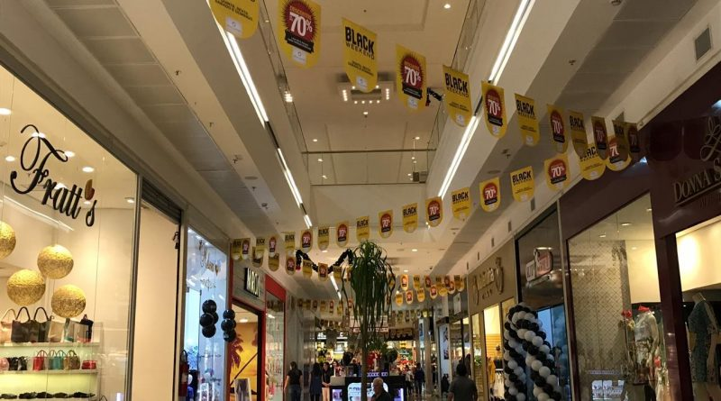 Atrium Shopping aposta na Black Weekend