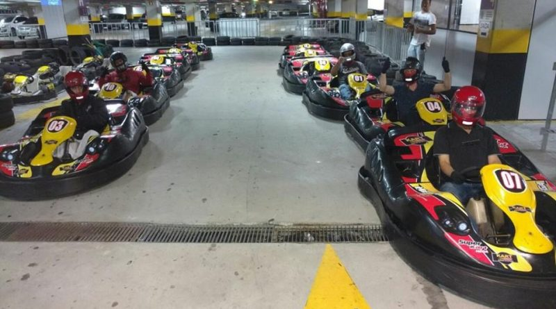 Atrium Shopping abre pista de Kart Indoor